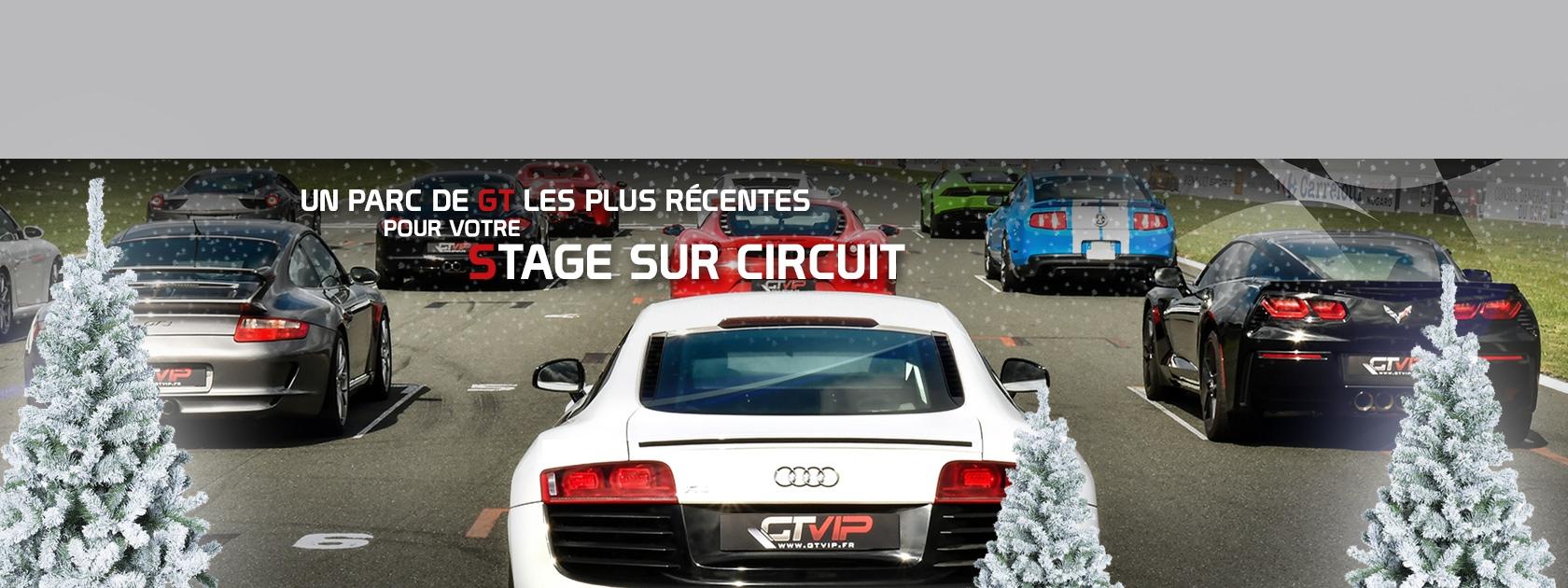 Promotion Noël - Stage de Pilotage